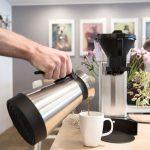 Handgebrüht Filterkaffee